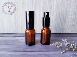🚚 15ml Spray Glass Bottles
