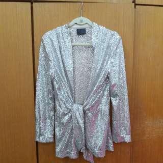 Glam bling jacket