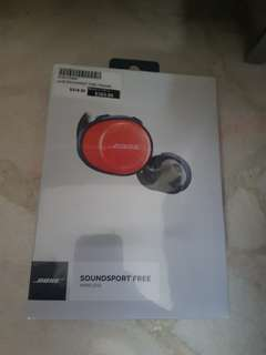 Bose Bluetooth Headset - Brand New