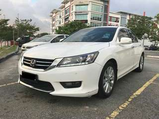 Honda Accord Kereta Sewa Car Rental 租车服务 Camry Civic