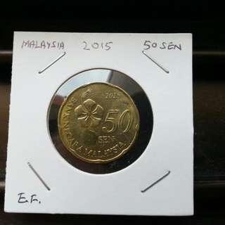 50sen/2015/Malaysia