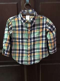 Gymboree Shirt 12-18m