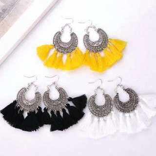Tassel earrings (bundle)