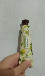 Healing Bird Freesia & Green Bouquet Gardener's Perfume Hand Cream