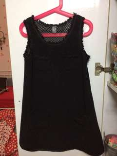 zara kids wool dress (reprice)