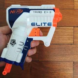 Nerf Gun (Triad EX-3 Elite)