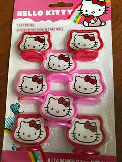 Hello Kitty Cupcake Deco