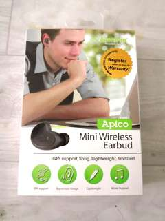 🚚 Mini Wireless Earbud
