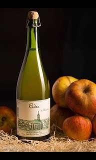 【Clos de la Fontaine Hugo - Cidre Brut 6% Alc / Cidre Demi Sec 5% Alc  - 750ml 】