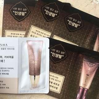 Missha Bb Cream (Spf 30/ PA ++)