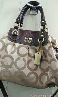 Coach sabrina satchel Handbag
