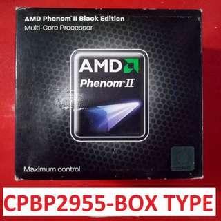 For sale Processor PHENOM II X4 955