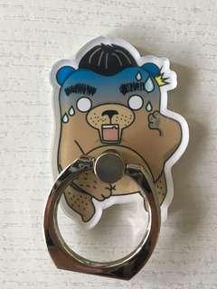 麻甩熊 痛 手提指環