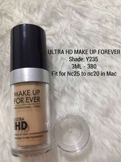 ULTRA HD MAKEUP FOREVER