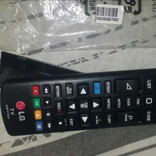 brandnew LG remote Control (Genuine)