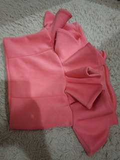 Celana pendek rempel