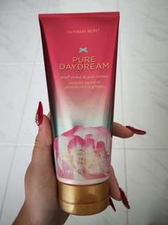 🚚 Victoria's Secret Pure Daydream Hand and Body Cream