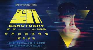 Looking for JJ Lin concert tickets