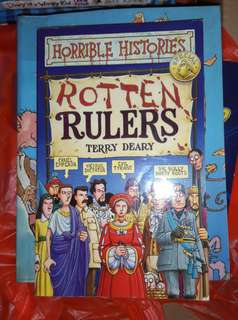 Horrible Histories - Rotten Rulers