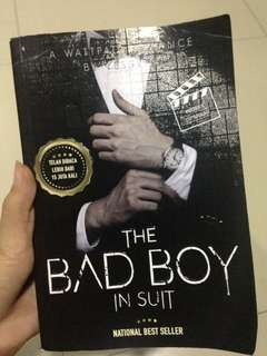 The Bad Boy In Suit Novel