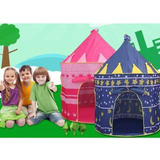 NEW INSTOCK!! Kids/Children indoor tents Easy to install Safe and good quality