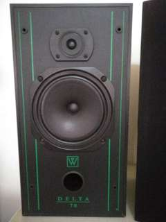 Wharfedale Delta 70 Vintage Speaker Made in UK