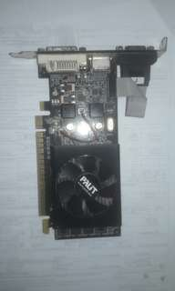 NVIDIA Palit 1gb video card
