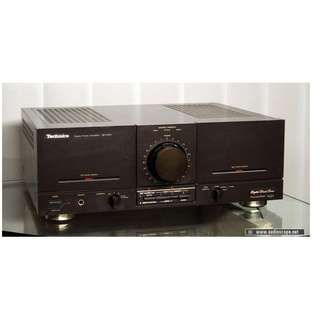 Technics SE-M 100 Digital Power Amplifier