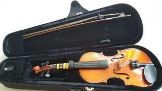Lirra String 1/2 Size Violin