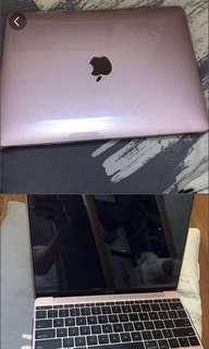"""(可用ipad pro補錢換,6月尾前交收$7100) 95%新 女仔用機 12"""" 12吋 Apple MacBook"""