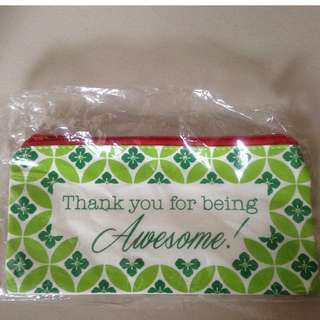 Pencil Case - THANK YOU FOR BEING AWESOME