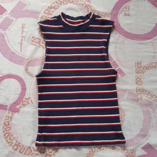 6ixty8ight ribbed top