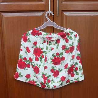 Floral Skirt from H&M