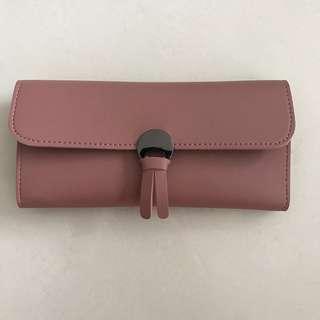Dusty Pink Wallet