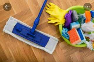 HOME/OFFICE FREELANCE CLEANING SERVICE (**MALAY MALE**)