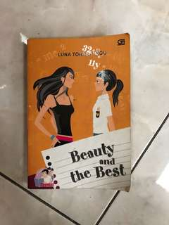 SEWA BUKU BEAUTY AND THE BEST