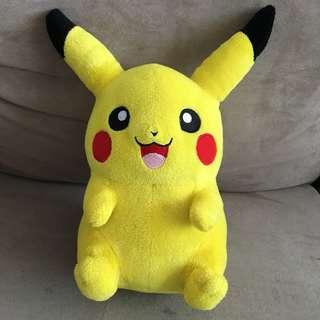Pikachu Pokemon Plush