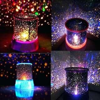 Star Master LED Lamp