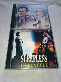 Meg Ryan Tom Hanks Original VCD movies #garagesale3
