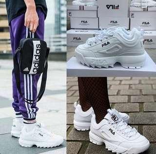Sepatu Fila Disruptor 2 White