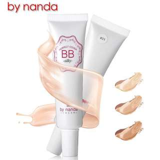 🦋By Nanda Makeup BB Cream Women Natural Concealer Korean Cosmetics🦋
