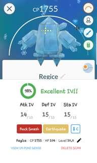 Pokemon Go Legendary Raid & Other Services