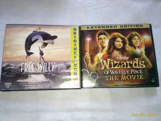 Original VCDs SALE #garagesale3