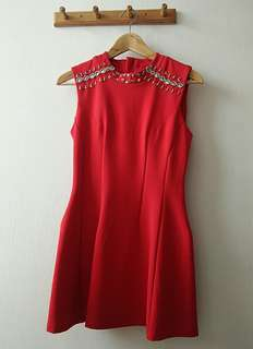 Premium Red Dress(NEW)