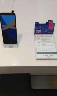 Samsung A6 bisa kredit tanpa kartu kredit
