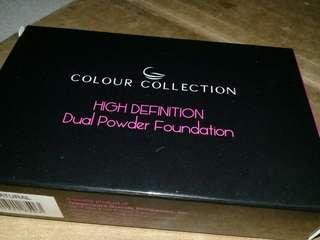 High Defenition Dual Powder Foundation