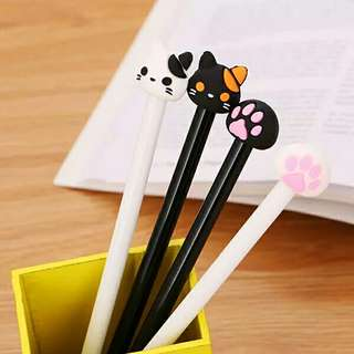 Cute Cat & Paw Pen