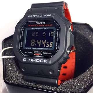 G Shock DW-5600HR ORIGINAL