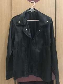 jaket semi kulit