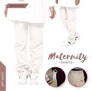 Maternity Pants by Rayyanhaya